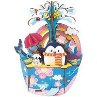 海洋乐园音乐盒