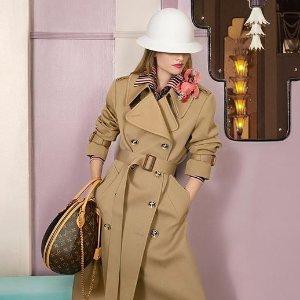低至3.4折 €485收Speedy包Louis Vuitton 古着经典老花包72小时闪促 永恒的高端时尚