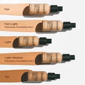 No Makeup Foundation Broad Spectrum SPF 30 - Perricone MD | Sephora