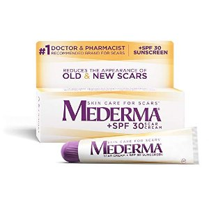 Mederma Scar Cream Plus SPF 30 (20 g)