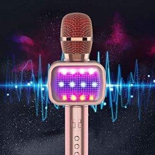 无线蓝牙LED灯麦克风5折