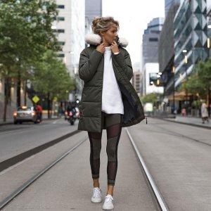 低至3折,时尚防寒一次getSweaty Betty 运动时尚服饰秋季大促