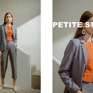 属于亚洲女生的品牌,再也不怕买不到合适的衣服了 |  Petite Studio