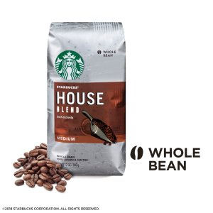 Starbucks 招牌特调咖啡豆 12-Ounce