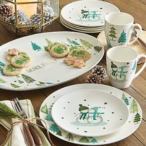 20% off $100+Christmas Dinnerware Purchases @ Lenox