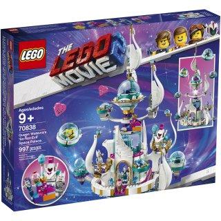 现价¥687.91+直邮中国精选 LEGO 乐高 Movie系列 Watevra太空宫殿热卖