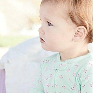 6折+罕见满额7折+满额送券最后一天:Carter's童装官网 有机棉服饰热卖,更亲肤的好材质