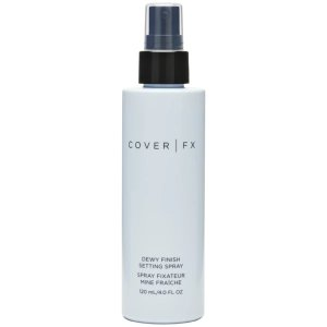 Cover FXDewy Setting Spray
