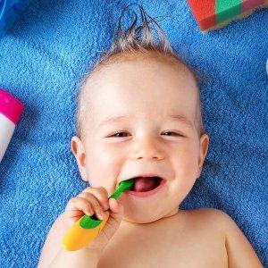 儿童护齿大作战宝宝长牙注意事项,美国儿童牙医协会推荐宝宝牙齿护理知识