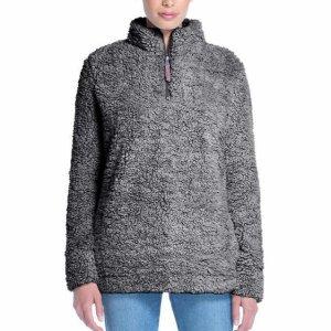 现价$14.99(原价$19.99) 3色可选黑五开抢:Costco 防风保暖摇粒绒上衣
