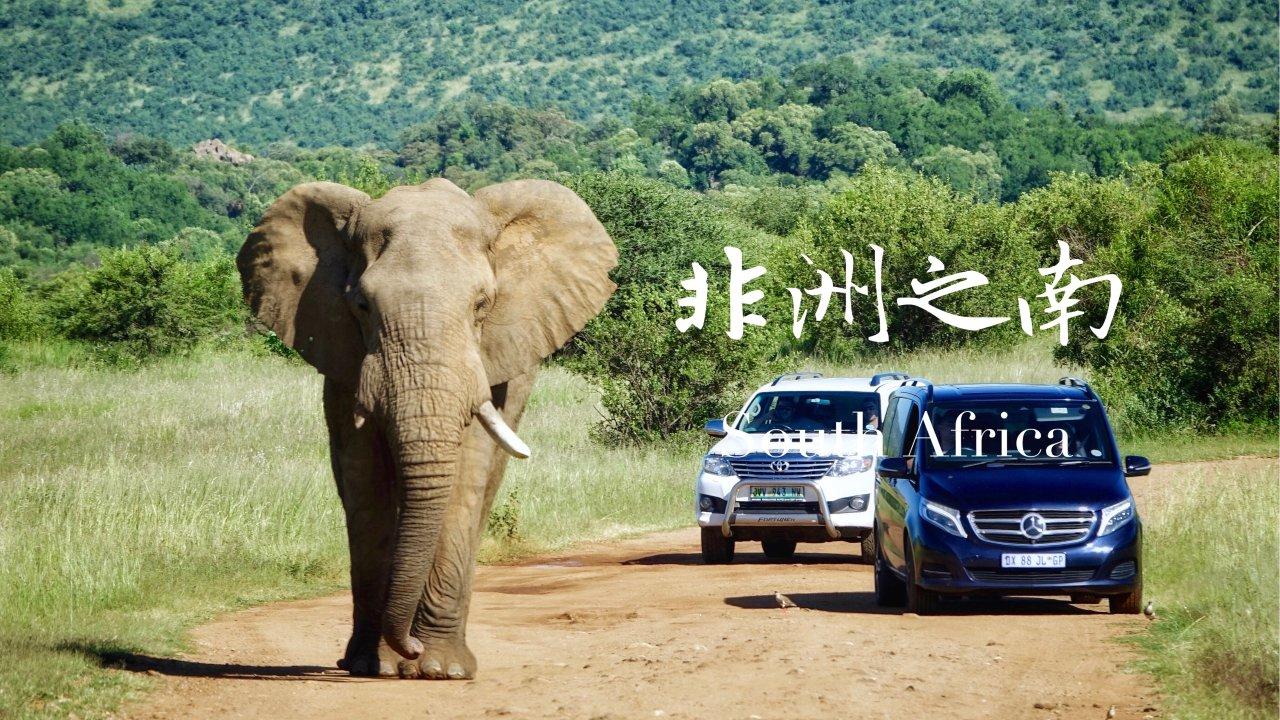 大美之美, 非洲之南 (上) | 野性的呼唤,寻找非洲五霸的Safari猎游奇遇记