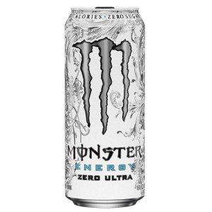 $24.69(原价$31.98)Monster 无糖零卡路里能量饮料 16oz 24罐
