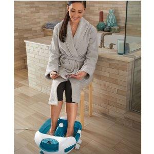 低至4.4折 $99收足部按摩器Homedics 家用按摩理疗仪器季末大促