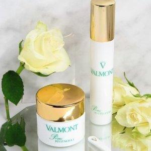 最高送$700礼品卡Valmont 美妆护肤品热卖 入幸福面膜