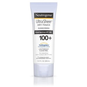 NeutrogenaBuy 1 get 1 50% OFFUltra Sheer® Dry-Touch Sunscreen Lotion SPF 100 | Neutrogena®