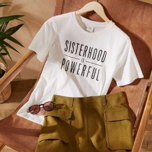 低至3折+额外8折+免邮 真白菜真来了闪购:H&M 折扣区上新 夏日男女士服饰清爽热卖