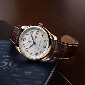 Extra $50 OffDealmoon Exclusive: LONGINES Master Collection Automatic Unisex Watch