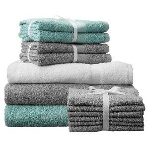 Room Essentials 毛巾促销