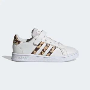 一律$39.99收+无门槛包邮即将截止:adidas官网 儿童休闲运动鞋超低价特卖