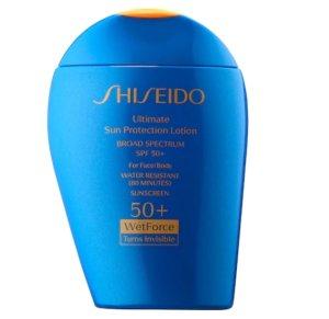 Ultimate Sun Protection Lotion WetForce SPF 50+ - Shiseido | Sephora