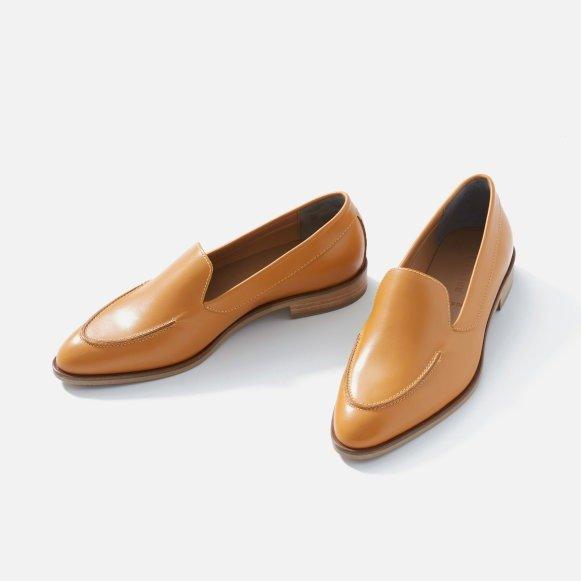 尖头乐福鞋