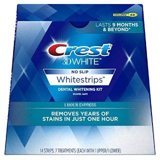 $27.91 包邮Crest 3D White 1小时快速牙齿美白套装 14片  7副