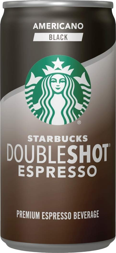 Doubleshot 星倍醇浓缩 Americano 6.5oz 咖啡 12罐