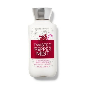 Bath & Body WorksTWISTED PEPPERMINT身体乳