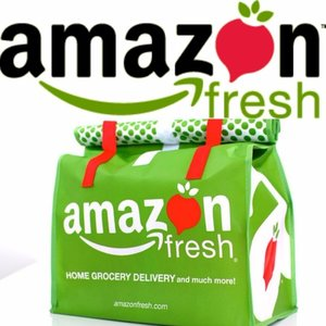 首单满£60 减免£20!会员专属AmazonFresh 生鲜杂货配送服务推广期大促销