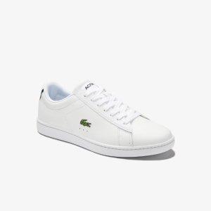 LacosteLogo小白鞋