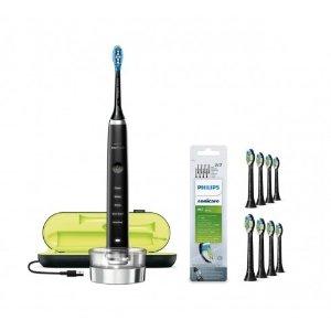 Philips Bundle HX9351/52 DiamondClean Toothbrush in Black