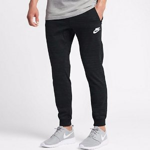 额外8折Nike 男士运动裤、短裤、休闲长裤折上折大促