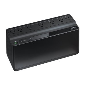 APC Back-UPS BN650M1 Battery Backup, 7 Outlet, 650VA/350W