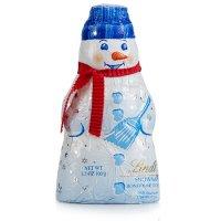 Lindt 雪人造型牛奶巧克力 3.5oz