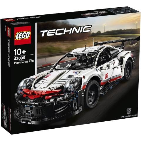 £99.99收保时捷911RSR补货:LEGO 乐高科技系列闪促 好价收保时捷、布加迪威龙