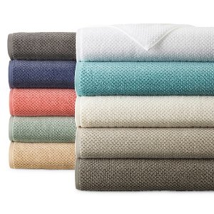 From $2.79Home™ Quick Dri Textured Solid Towels @ JCPenney