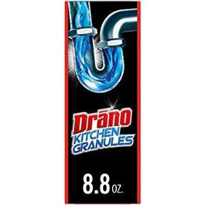 $3.88Drano  强力通下水道疏通剂 8.8盎司