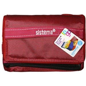 $4.99 (原价$9.99)Sistema 不怕摔的折叠午餐包
