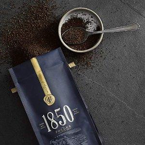 免费领  手慢无Folgers 1850 咖啡试喝装