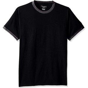 $9.95(原价$17.00)+ 包邮Champion Classic 男子运动短袖T恤促销