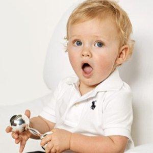 Polo衫$8起 + 无门槛免邮Ralph Lauren 儿童服饰折扣区享低至6折+额外7折