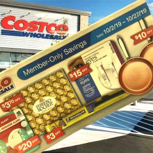Costco 十月母婴类促销已开始