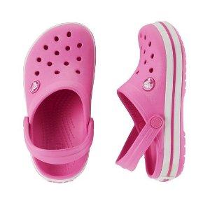 包邮 洞洞鞋$12.6起即将截止:Carter's官网 其它品牌童鞋4.5折热卖,收Stride Rite