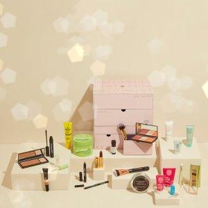 独家7.5折+免邮Dealmoon独家:Glossy Box 超值21件美妆礼盒热卖