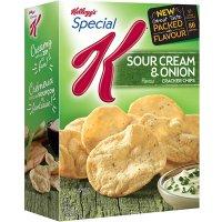 Kellogg's 酸酱洋葱味 低脂脆片 113g