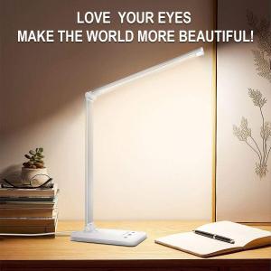$23.79(原价$35.99)Duan'sun 护眼LED台灯 5种模式10级亮度 可定时