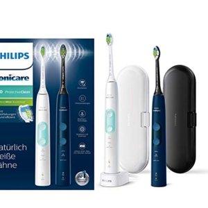 2支仅€151.08Philips 飞利浦 5100 电动牙刷 带收纳盒