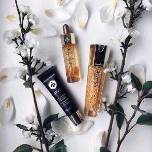 变相8折最后一天:Guerlain 娇兰美妆、护肤品热卖 收黄金复原蜜、熬夜霜