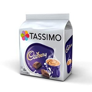 Tassimo热巧克力40粒