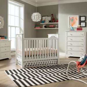 $100 Off + extra 20% offWestwood Design Wyatt Cottage Crib  @ buybuy Baby